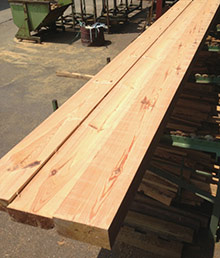 Joinery with longer length
