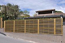 Murs anti bruit pins de france - Panneaux anti bruit exterieur ...